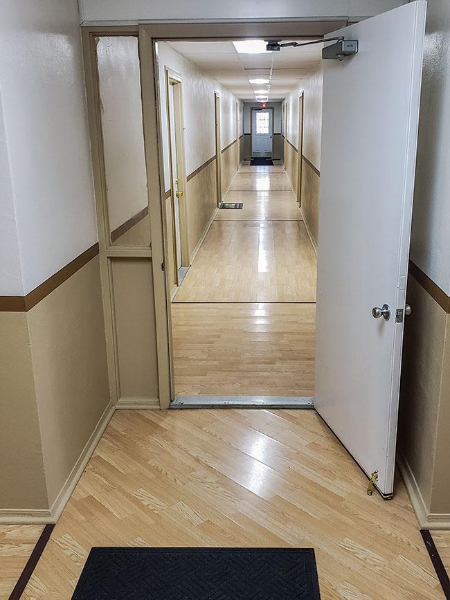 Hallway May15 A