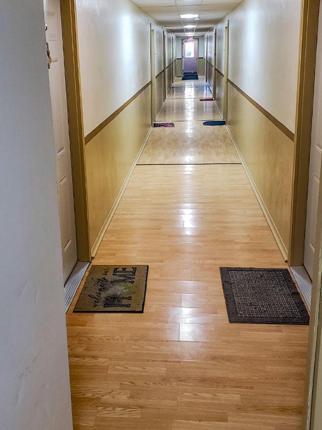 Hallway May 15 B
