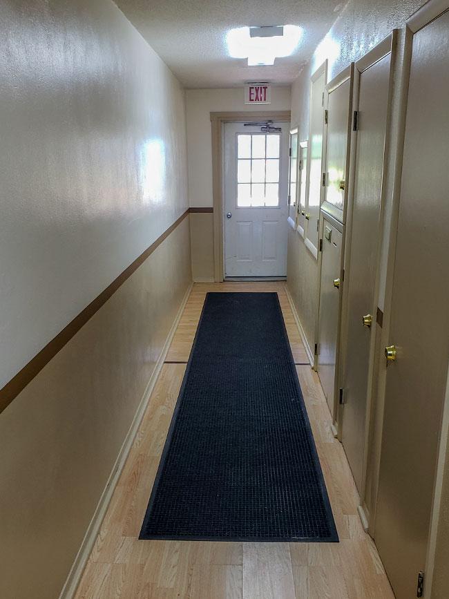 Hallway May 15 C